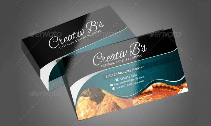 restaurant business cards templates free - Goalgoodwinmetals