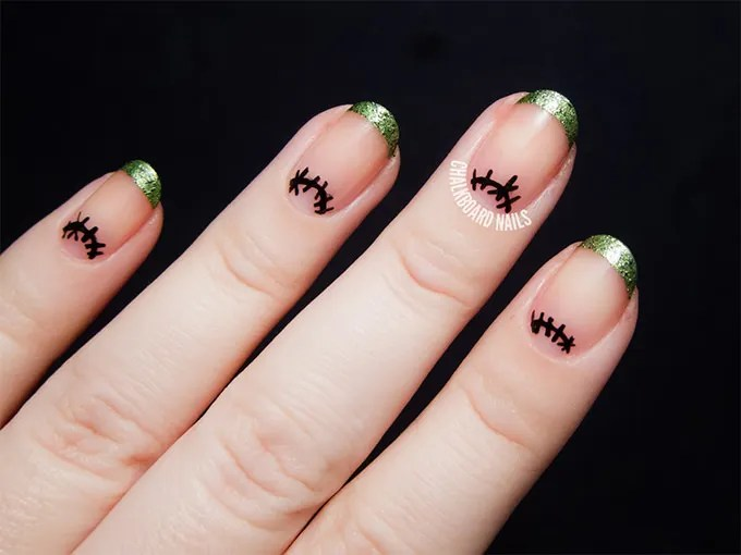 24+ Halloween Nail Art Designs and Ideas Free  Premium Templates