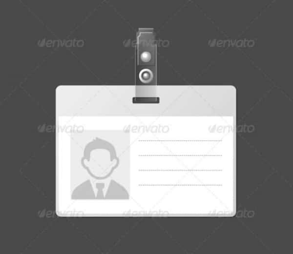 40+ Blank ID Card Templates - PSD, Ai, Vector EPS, DOC Free