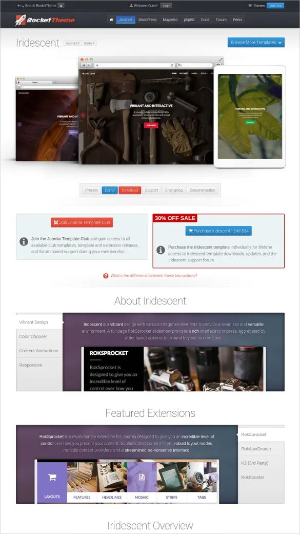 42+ Engineering Website Themes  Templates Free  Premium Templates - interactive website template