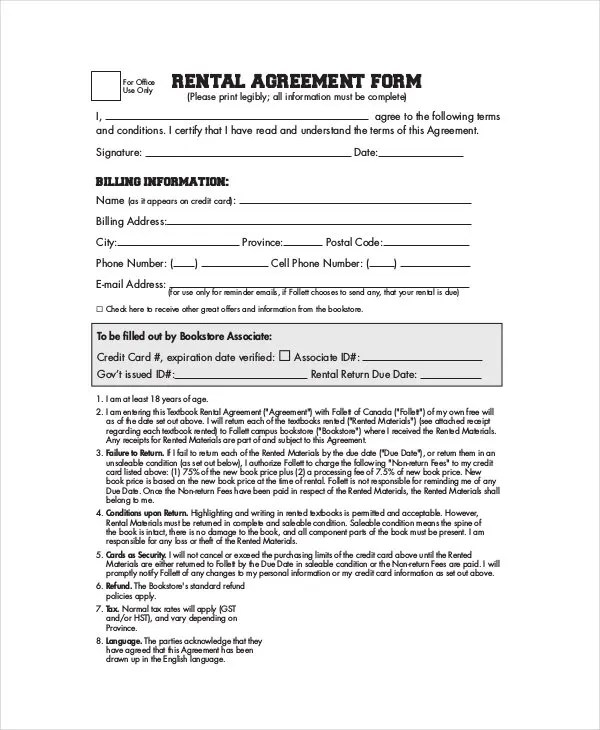 Rental Agreement Forms Mississippi-Residential-Lease-Agreement - basic agreement