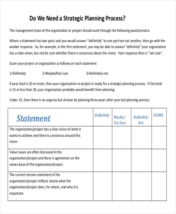 Strategic Sales Plan Templates - 6+ Free Sample, Example Format - Sales Plan Format