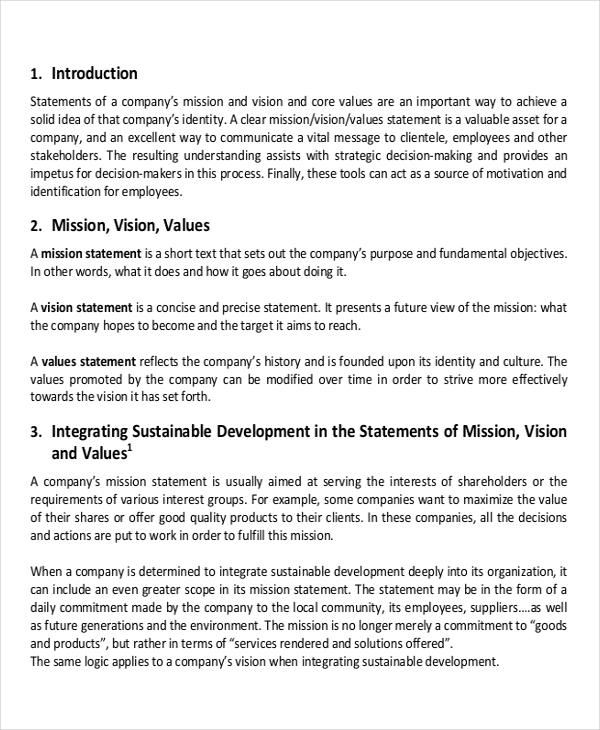 business statement template hitecauto - purpose statement template