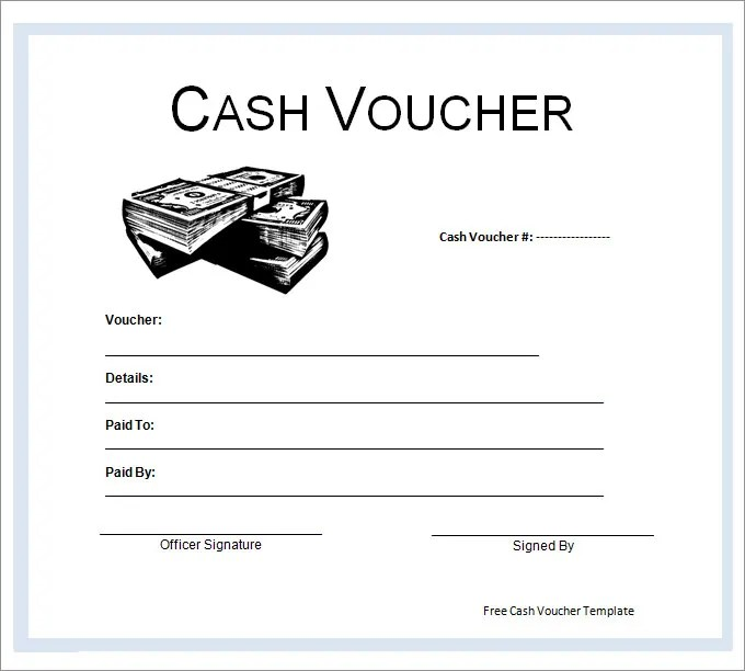 Blank Voucher Template - 33+ Free Word, PDF, PSD Documents Download - coupon layouts