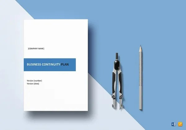 Business Continuity Plan Template - 9+ Free Word, PDF Documents - business continuity plan