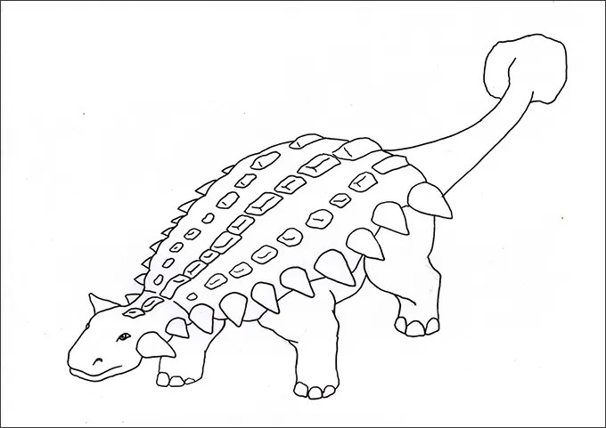 25+ Dinosaur Coloring Pages - Free Coloring Pages Download Free