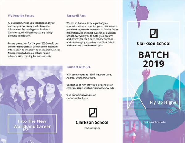 Education Brochure Template - 25+ Free PSD, EPS, Indesign Format - membership brochure template
