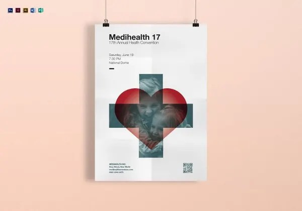 32+ Medical Poster Templates - Free Word, PDF, PSD, EPS, Indesign