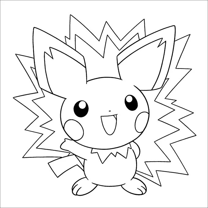 Pokemon Coloring Pages - 30+ Free Printable JPG, PDF Format Download