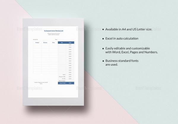 16+ Free Microsoft Word Receipt Templates Download Free - microsoft word receipt template free