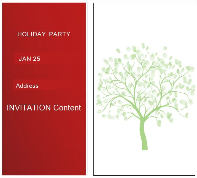 27+ Best Blank Invitation Templates - PSD, AI Free  Premium Templates
