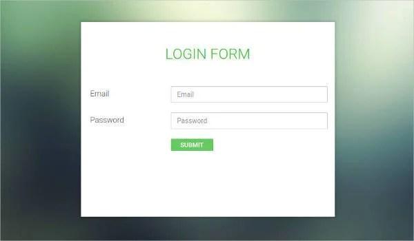 simple php user login script website template