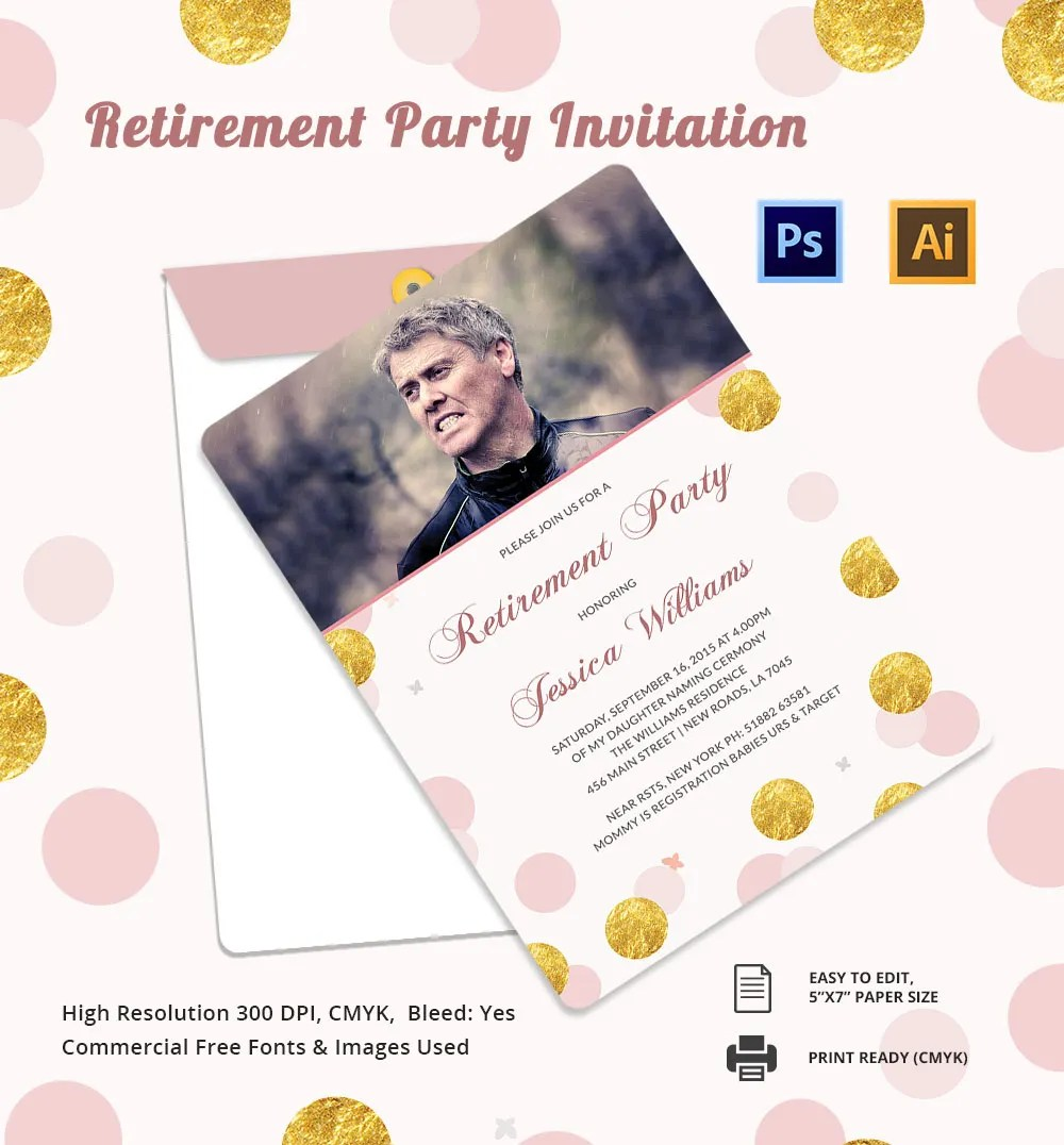 retirement flyer template retirement flyer template makemoney alex tk