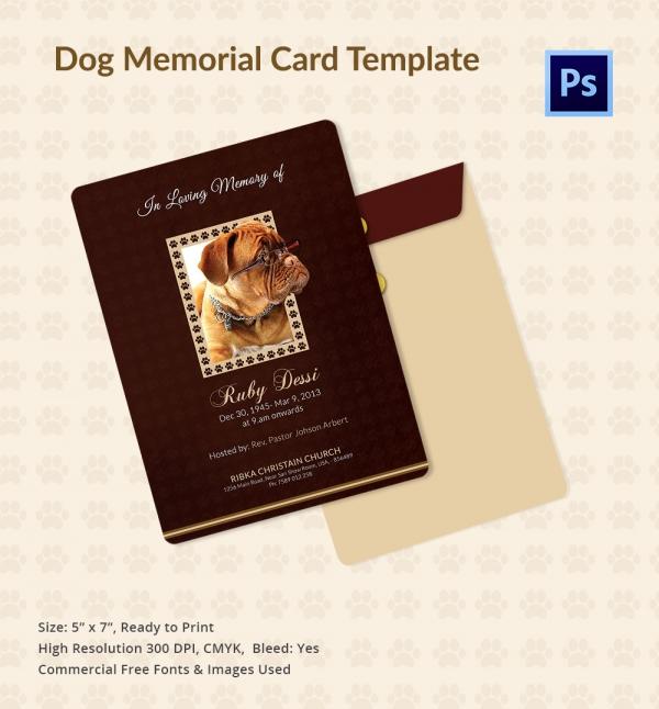 31+ Funeral Program Templates u2013 Free Word, PDF, PSD Documents - memorial program