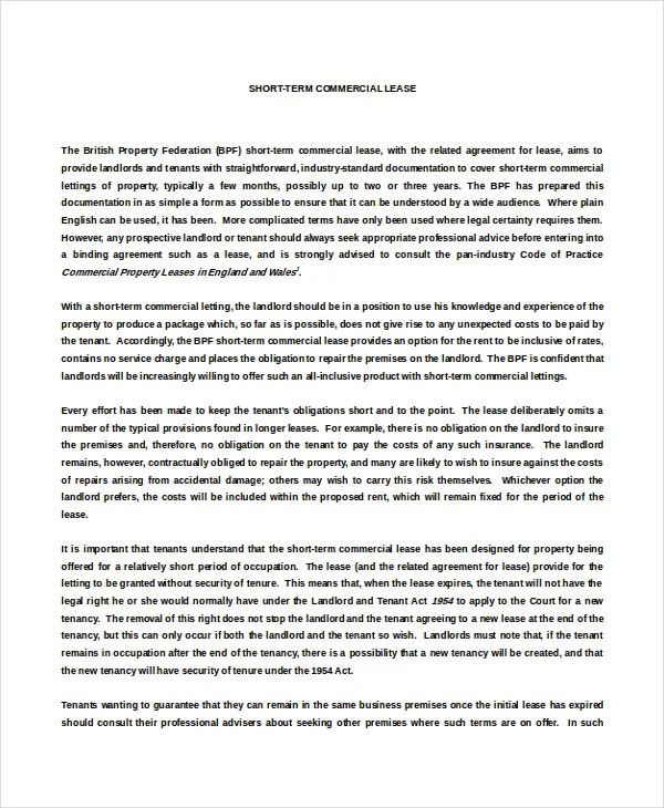 11+ Rental Agreement Letter Templates \u2013 Free Sample, Example Format - rental agreement letters