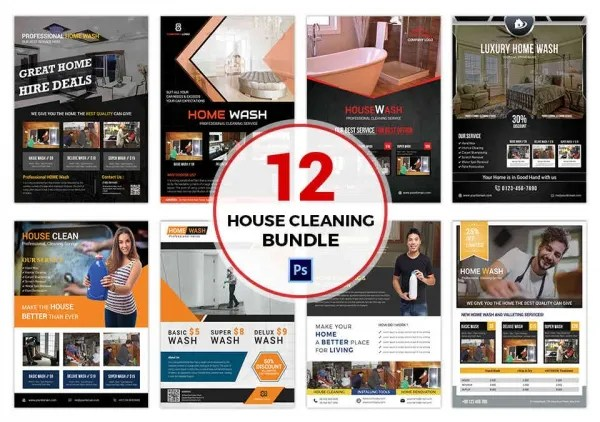 free house cleaning flyer templates - 28 images - 16 cleaning - house cleaning flyer template