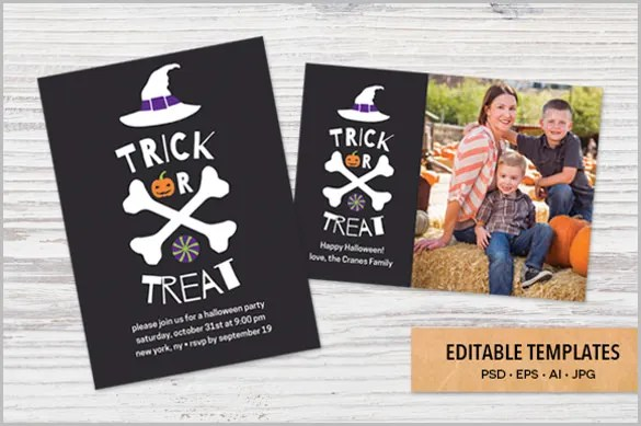 35+ Halloween Invitation - Free PSD, Vector EPS, AI, Format Download