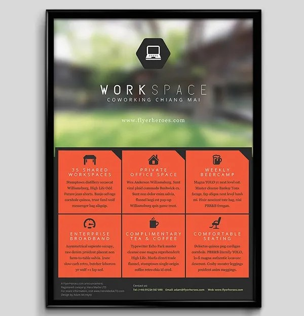 Business Flyers \u2013 21+ Free PDF, PSD, AI, Vector EPS Format Download - free pdf flyer templates