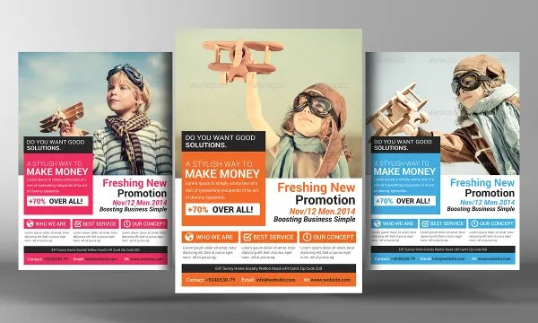 17+ Marketing Flyer Template - Free PSD, EPS Documents Download - flyer template