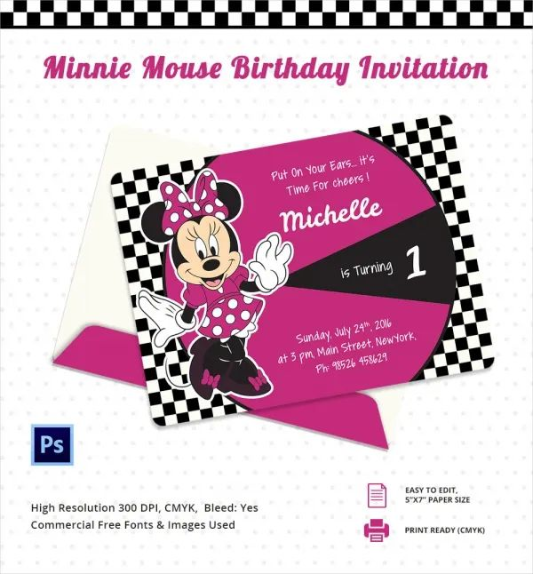 make your birthday invitations online free