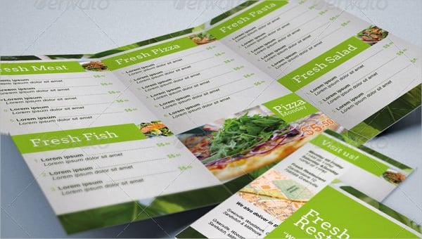 Food Menu Template - 36+ Free Word, PDF, PSD, EPS, InDesign Format