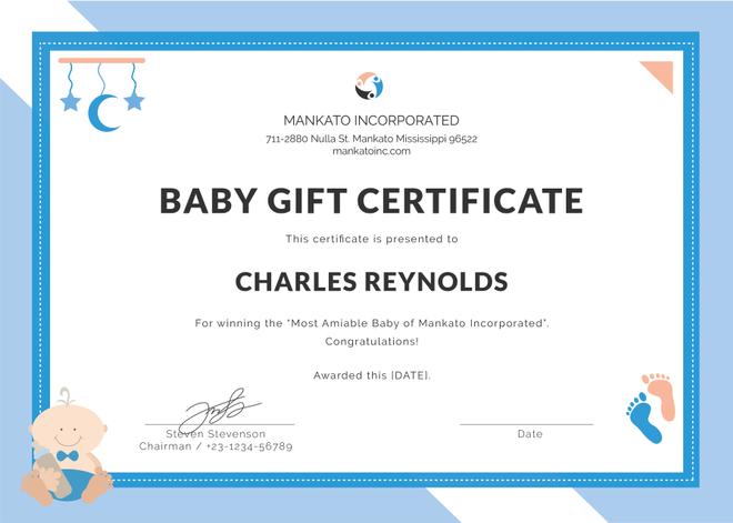 Baby Dedication Certificate Template - 21+ Free Word, PDF Documents - baby dedication certificates templates