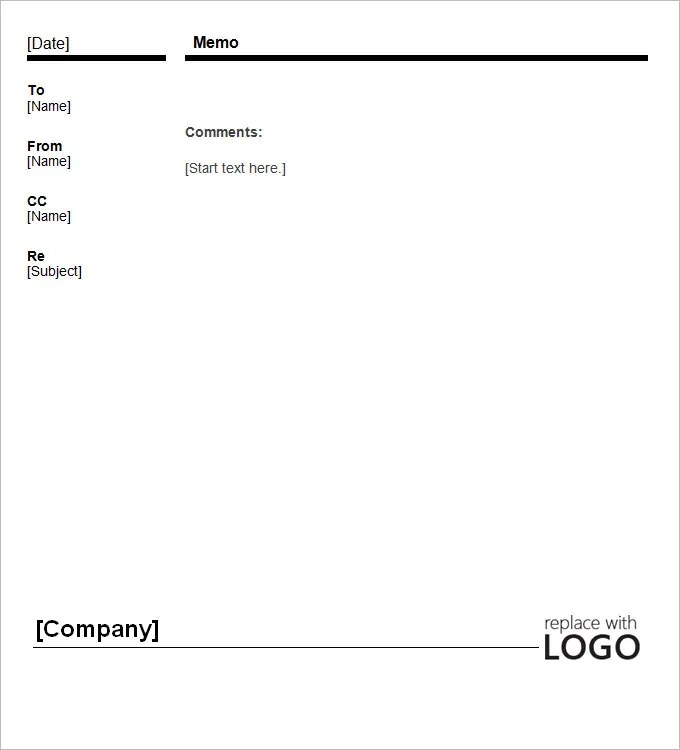 Business Memo Template - 18+ Free Word, PDF Documents Download