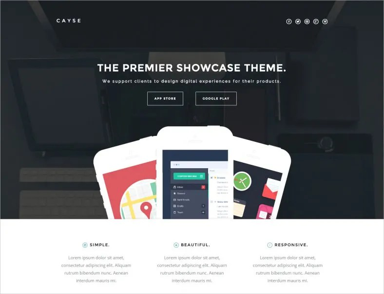 Product Landing Page Templates  Themes Free  Premium Free