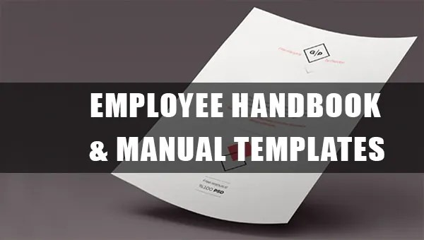 14+ Sample Employee Handbook  Manual Templates Free  Premium