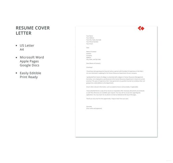 370+ HR Letter Templates HR Templates Free  Premium Templates - hr letter