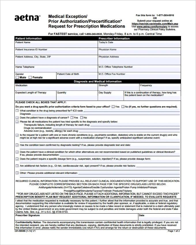10+ Doctor Prescription Templates - PDF, DOC Free  Premium Templates