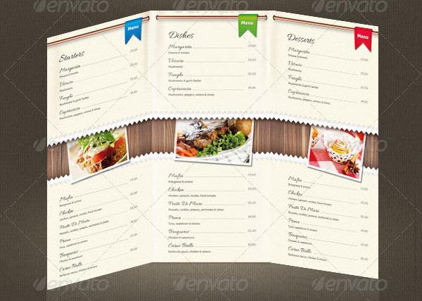 Pizza Menu Templates \u2013 31+ Free PSD, EPS Documents Download! Free - Sample Pizza Menu Template