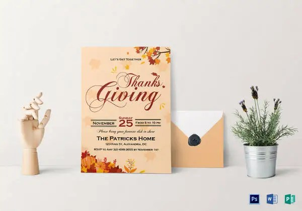 23+ Get Together Invitation Templates- PSD, PDF, Word, Publisher