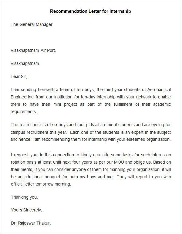 sample letter of recommendation former employee