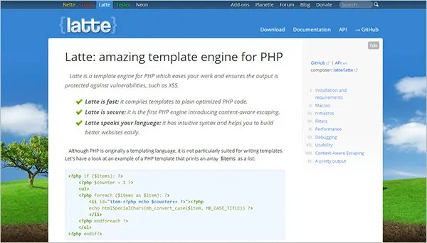 14+ Best PHP Template Engines to Design your PHP Web Project! Free - php templates