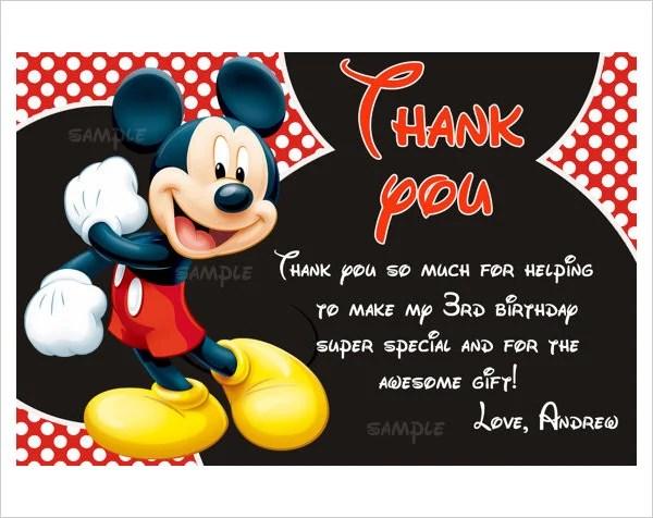 Mickey Mouse Invitation Templates \u2013 26+ Free PSD, Vector EPS, AI - mickey mouse birthday invitation template
