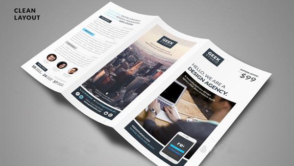 18+ Fresh Digital Brochure Templates - Free PSD, Vector EPS, PNG
