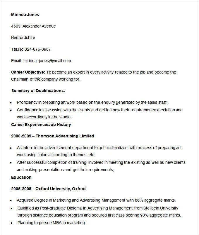 0 German Course Notes for Johnson  Wales University OneClass - marketing advertising resume