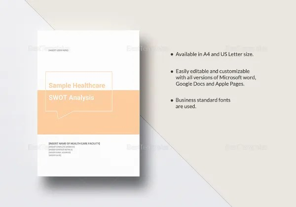 15+ Swot Analysis Templates - Free Word, Doc, Ppt, Excel Download - swot ysis template doc
