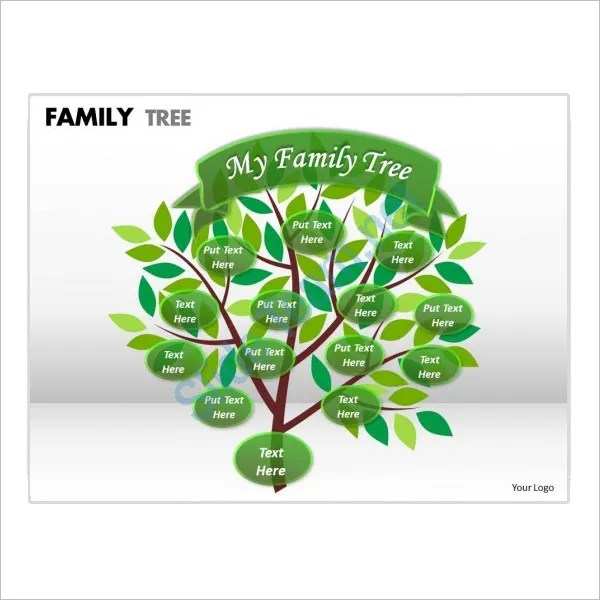 family tree example | env-1198748-resume.cloud.interhostsolutions.be, Modern powerpoint