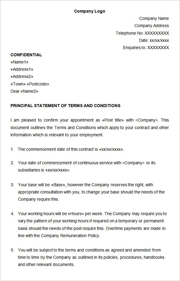 21+ HR Contract Templates HR Templates Free  Premium Templates