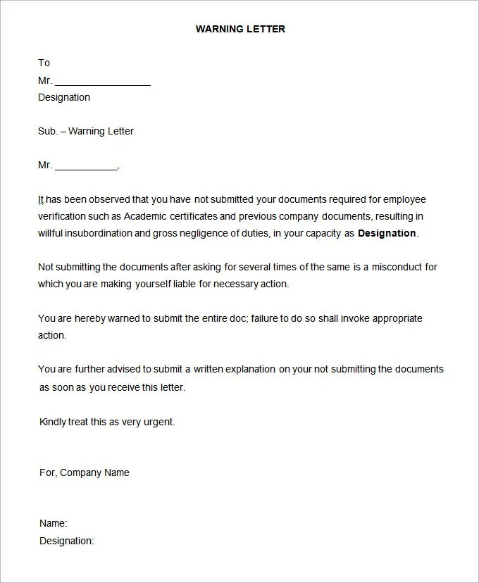 notice sample - Amitdhull - final notice template