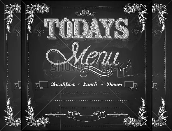 Lunch Menu Templates - 34+ Free Word, PDF, PSD, EPS, InDesign Format - lunch menu template free