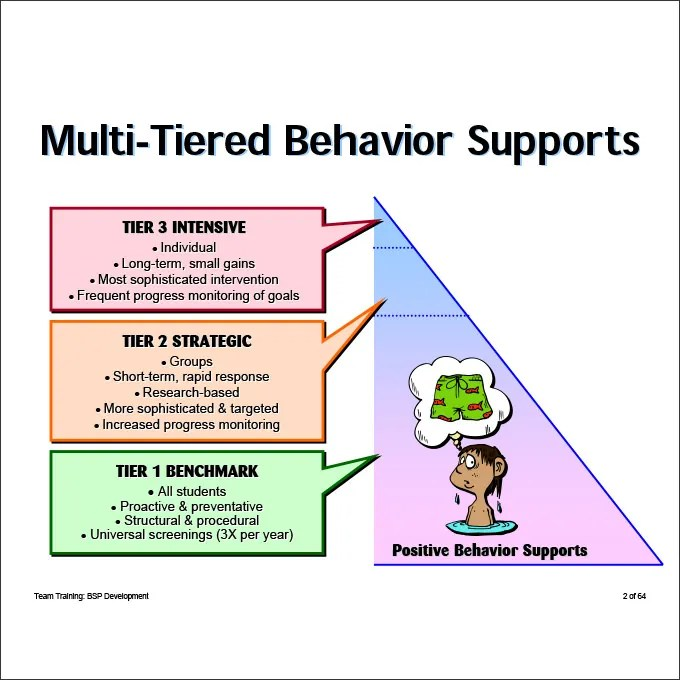 Behavior Support Plan Template - 5 Free Word, PDF Documents Download