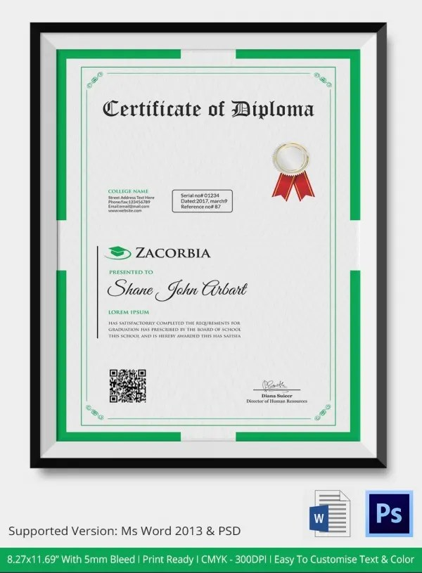 graduation certificate borders - Roho4senses