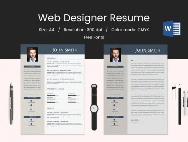 28+ Resume Templates for Freshers - Free Samples, Examples - free template for resume