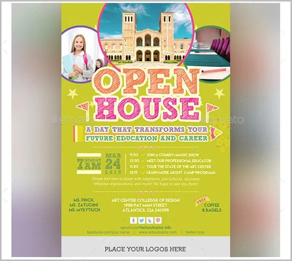 open house invitations templates free - Minimfagency - open house powerpoint template