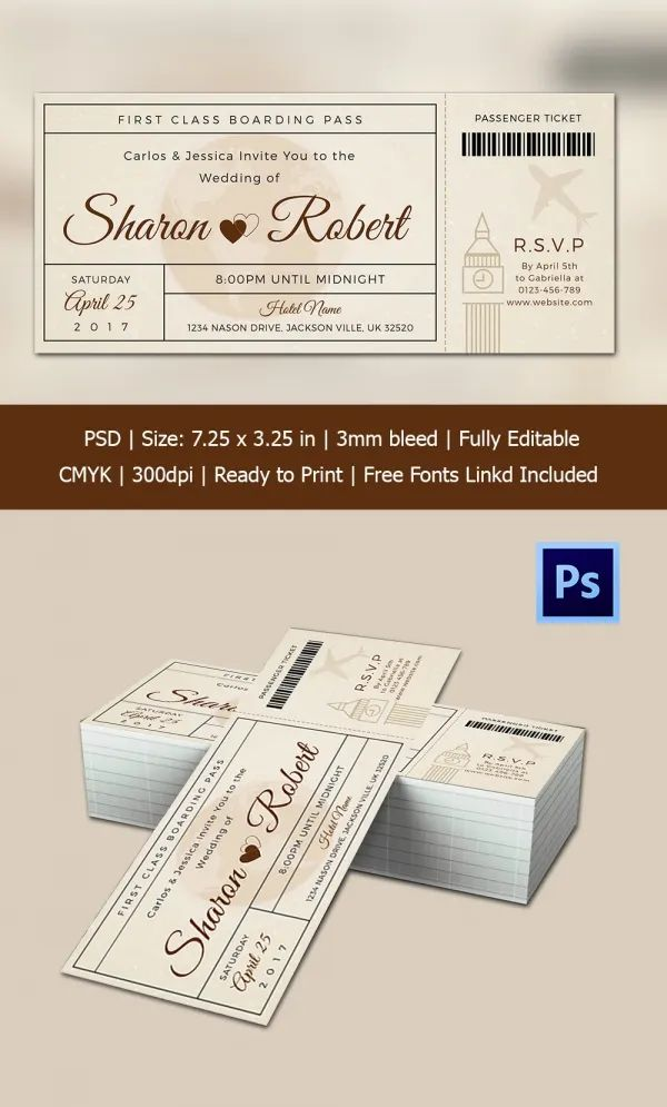 free wedding invitation templets