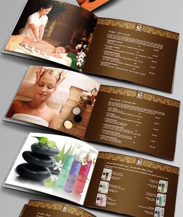 15+ Amazing Spa Brochure Template \ Designs Free \ Premium Templates - spa brochure