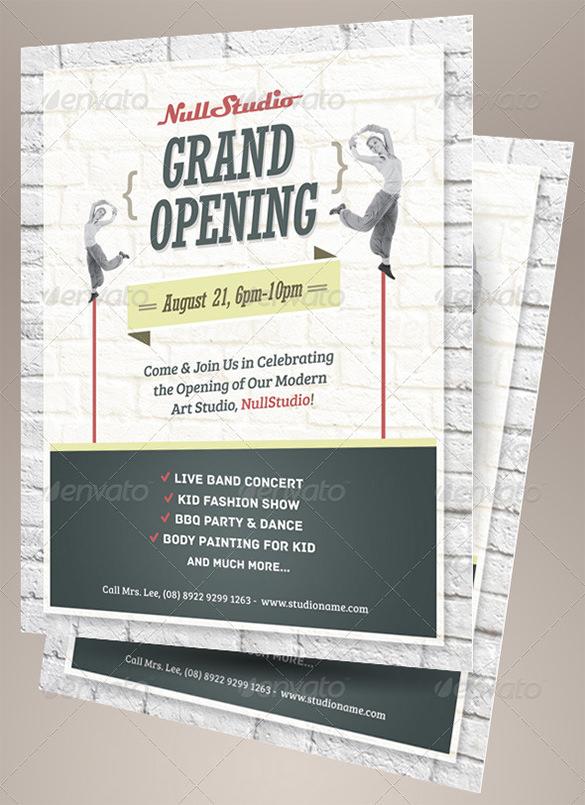 opening soon flyer - Acurlunamedia